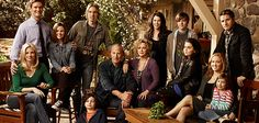 Parenthood:my favorite show! Been hooked from episode 1!