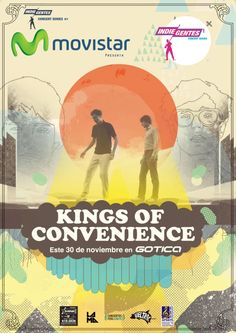 Kings of Conveniece Cover