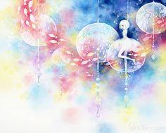 真夏の夜の夢語り by ヒヅキカヲル | CREATORS BANK http://creatorsbank.com/hi2ki_A/works/277157