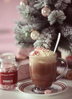 Homemade Starbucks Peppermint Mocha Latte – Passion 4 baking