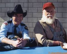 """( 2014 & 2015 IN MEMORY OF ★ † JAMES BEST & ★ † DENVER PYLE """"Dukes of Hazzard (1979-1985)."""" ) ★ † Jewel Franklin Guy - Monday, July 26, 1926 - 6' 1"""" - Powderly, Kentucky, USA. Died: Monday, April 06, 2015 (aged of 88) - Hickory, North Carolina, USA. (pneumonia) ★ † DENVER PYLE (Denver Dell Pyle) Tuesday, May 11, 1920 - 6' 1' - Bethune, Colorado, USA. Died: Thursday, December 25, 1997 (aged of 77) - Burbank, California, USA. (lung cancer)."""