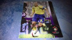 Card Panini EURO 2008 n°180 LJUNGBERG SVERIGE