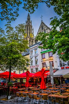 "Cafes - Antwerp, Belgium. Must be included in your #Antwerp #travel #BucketList #restaurant #hotel #bar #list #local. To discover and collect amazing bucket lists created by local experts, visit ""City is Yours"" http://www.cityisyours.com/explore."