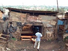 Kibera slums shed Who Is My Neighbor, Urban Fabric, I Have A Dream, Slice Of Life, Slums, Starting A Business, Tanzania, Kenya, Rooftops