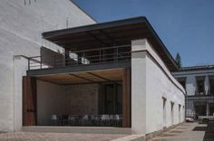 Taller | Mauricio Rocha + Gabriela Carrillo | · Centro Académico y Cultural San Pablo, Fundación Alfredo Harp-Helú