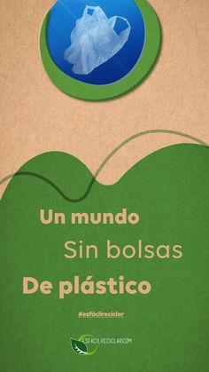 Un mundo mejor comienza cuando dejas de usar bolsas de plástico. #UnaAccionUnMundo #PequeñasAcciones #DefiendeAlMundo #MiMundo #OneEarth #3R #Recicla #Reusa #Reduce #Reciclaje #SomosHeroes #Tierra