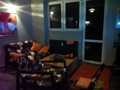 Mój salon.