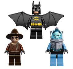 New Lego Batman figures coming!