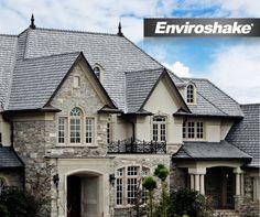 Enviroshake® Inc. Silvered Cedar Look!