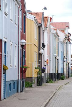 Västervik, Sweden. Home of my ancestors.