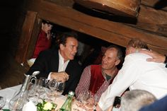 Weisswurstparty #Schwarzenegger (via @stanglwirt) - www.stanglwirt.com Party, Table Settings, Celebrations, Travel Destinations, Place Settings, Receptions, Parties