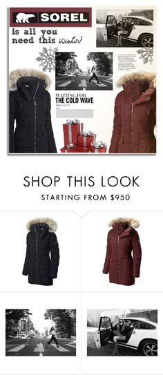 """""""Tame Winter with SOREL: Contest Entry"""" by ellma94 ❤ liked on Polyvore featuring SOREL and sorelstyle"""