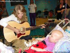 Taylor makes dreams come true!!