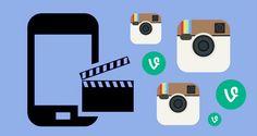 Existen plataformas ideales para albergar material en video breve, como Instagram y Vine. Si queremos reforzar nuestra estrategia en estos lugares, necesitamos disponer de herramientas que nos permitan generar material atractivo y novedoso.