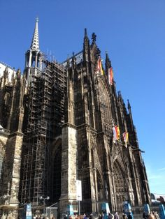 Cologne, Germany with kids