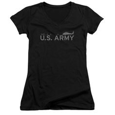 "Checkout our #LicensedGear products FREE SHIPPING + 10% OFF Coupon Code ""Official"" Army / Helicopter - Junior V-neck - Army / Helicopter - Junior V-neck - Price: $29.99. Buy now at https://officiallylicensedgear.com/army-helicopter-junior-v-neck"