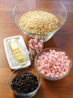 Chocolate-Covered Peppermint Krispies Recipe