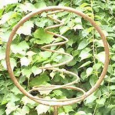 how to make a spinning copper sprinkler