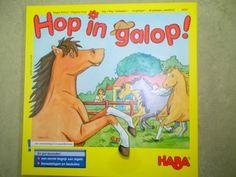 Spel haba: hop in galop!