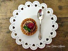 Un dolcetto per merenda ?  Tartella mascarpone e caffè !