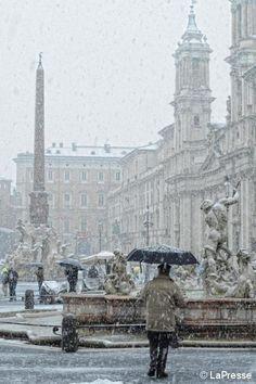 Roma, Italia- love winter in Europe Roma, Italia-el amor de invierno en Europa.