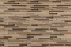 BuildDirect: Glass Mosaic Mosaic Tile   Designer Stripe    Royal