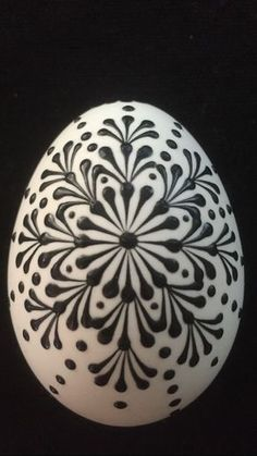 Russyn Pysanky from the Carpathian mountain region Pebble Painting, Stone Painting, Polish Easter, Egg Shell Art, Easter Egg Crafts, Bunny Crafts, Easter Decor, Easter Ideas, Easter Egg Designs