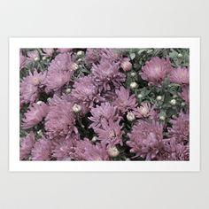 flora. Art Print by AirCon - $16.64