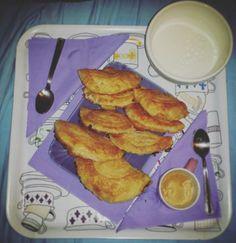 Sfoglie alla crema e alla marmellata French Toast, Breakfast, Food, Meal, Eten, Meals, Morning Breakfast