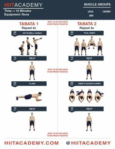 Body Buster Tabata