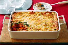 Chicken Florentine Unstuffed Pasta Shells Recipe - Kraft Recipes Philadelphia cooking crème used