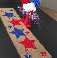 Valentine Table Decoration Ideas Best Of Rustic Of July Table Runner Independence Day Table Decorations Western Table Decor Cowboy Kitchen Decoration Burlap Table Runner Burlap Table Decorations, Western Party Decorations, Birthday Table Decorations, Dining Room Table Centerpieces, Western Parties, Burlap Table Runners, Diy Table, Fourth Of July Decor, 4th Of July Decorations