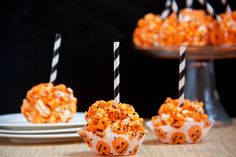 Marshmallow Popcorn Ball Recipe