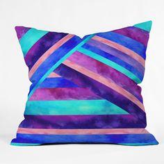 Jacqueline Maldonado Harmony Throw Pillow | DENY Designs Home Accessories