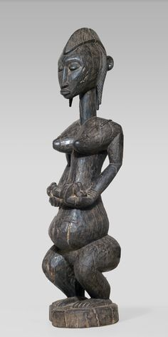 A Bamana Maternity, collected in Segou Koro, the residence-village of King Coulibaly, source: http://www.tribalartforum.com