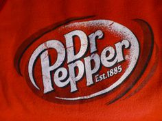 Dr. Pepper Tank Top and PJ Bottom  Size Large  by ChicAvantGarde,