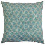 Ballenger Geometric Outdoor Throw Pillow