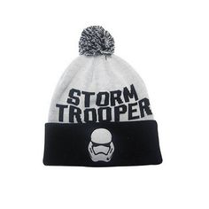 Bonnet Star Wars EP7 Stormtrooper