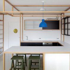 Stunning minimalist apartment furniture ideas on a budget Minimalist Apartment, Minimalist Home Decor, Minimalist Kitchen, Minimalist Interior, Minimalist Design, Den Furniture, Apartment Furniture, Apartment Interior, Furniture Ideas