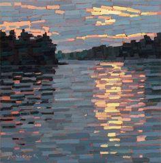 Study for Sunset Dream