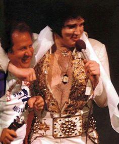 Elvis & Joe last concert 1977