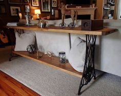 Sewing Machine Home Design Ideas - Little Piece Of Me