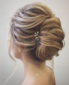 Casual Daily Hairstyle Textured Bun, 50 Ideas