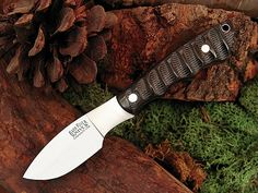 Bark River Knives: Mini-Canadian - Impala MICHIGAN MADE