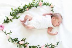 Kailei Nicole: Eva Reys Newborn Pictures