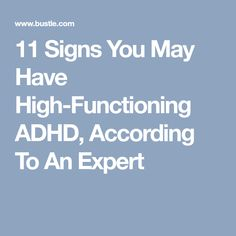 11 Signs You May Have High-Functioning ADHD, According To An Expert Tap the link to check out fidgets and sensory toys! Tap the link to check out fidgets and sensory toys! Adhd And Autism, Adhd Kids, What Is Adhd, Adhd Help, Adhd Strategies, Dyscalculia, Pediatric Ot, Adult Adhd, Autism Spectrum