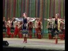 Art: As you see up above these are men and women doing a traditional folk dance. The dances are always fast paced and energetic.These folk dances are really popular in Ukraine. A major type of Ukrainian Siuzhetni tantsi folk dancing which developed prior to the modern era were the thematic or story dances.