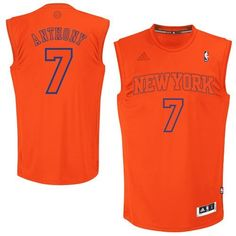 8206ba7a6 NBA New York Knicks Winter Court Big Color Swingman Jersey