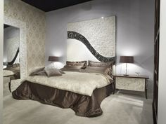 Traditional bedroom design idea