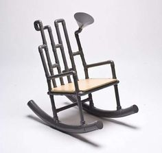 Sandy Seating by Joon and Jung Mimics Soothing Ocean Audio #beach #chairs trendhunter.com
